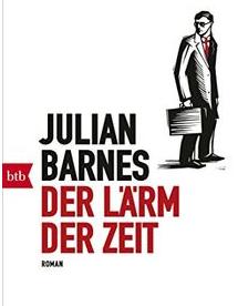 """Umschlag vom Buch """"Der Lärm der Zeit"""""""
